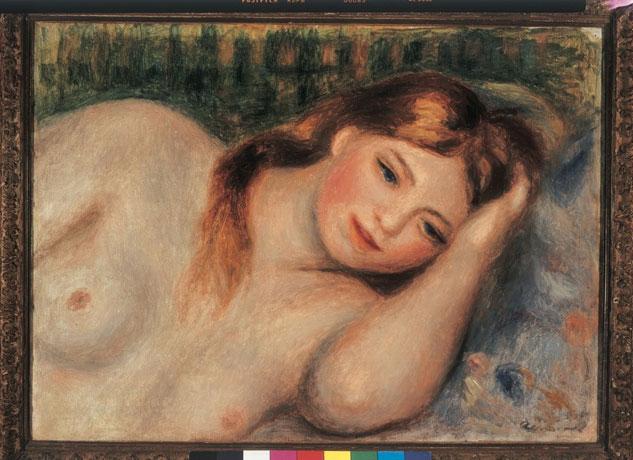 De Renoir à Sam Szafran, parcours d'un collectionneur :