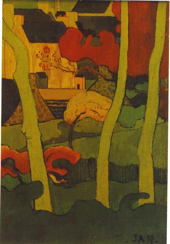 De Gauguin aux Nabis – Le droit de tout oser :
