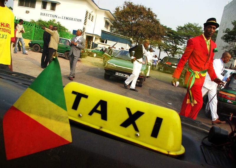 Africa Rising : Baudouin Mouanda