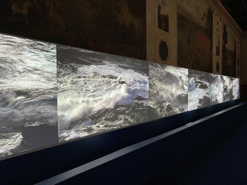 Napoléon ? Encore ! : Ange Leccia, (D') Après Sainte-Hélène, 2021 ©Ange Leccia  / Courtesy Galerie Jousse entreprise / Adagp, Paris 2021