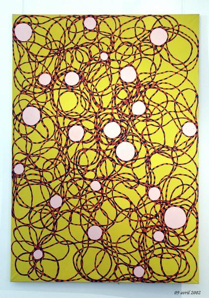 Autre Pareil : Philippe Richard. Sans titre. 1999, Acrylique sur toile © Droits réservés © ADAGP, Paris 2011