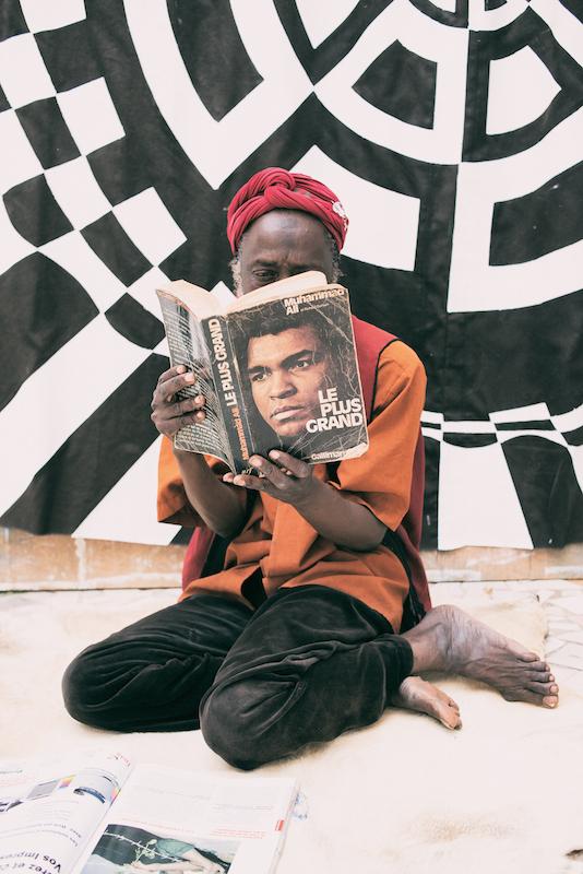 12e édition des Rencontres de Bamako – Biennale africaine de la photographie : Emmanuelle Andrianjafy, Sans titre (from the series Nothing's in Vain, 2014-2016), 2016. Courtesy of the artist, 01