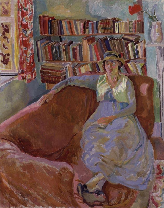 Conversation anglaise: le groupe de Bloomsbury : © National Portrait Gallery, London