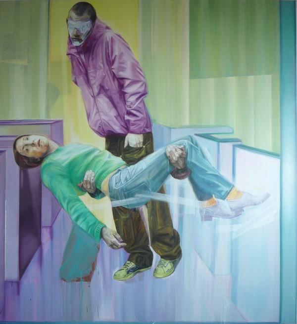 Iris Levasseur – Figures entre- deux : Iris Levasseur, de pitié,