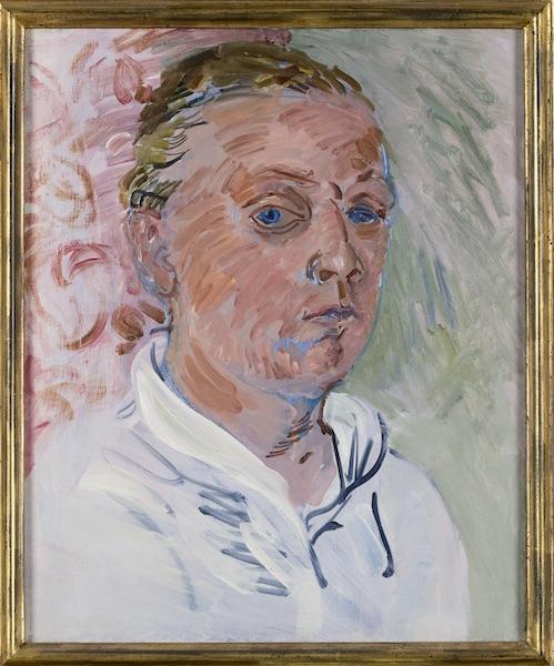 Raoul Dufy. Le Bonheur de vivre : Raoul Dufy, Autoportrait  Huile sur toile, 46,3 x 37,8 cm © MuMa Le Havre - Florian Kleinefenn © ADAGP, Paris 2017