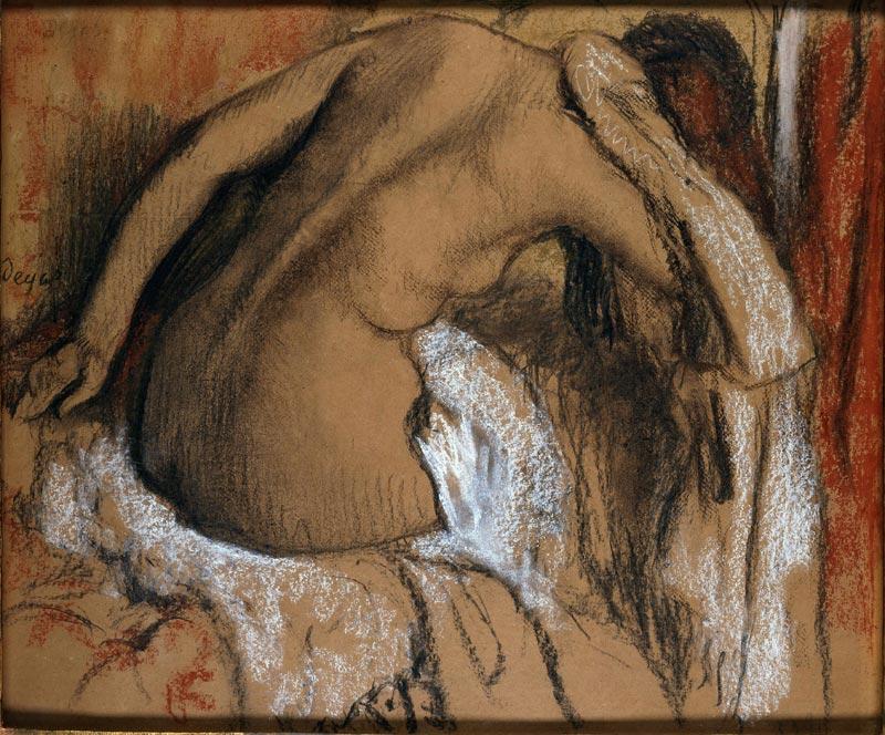 Degas inédit – Les Degas de la donation Senn. :