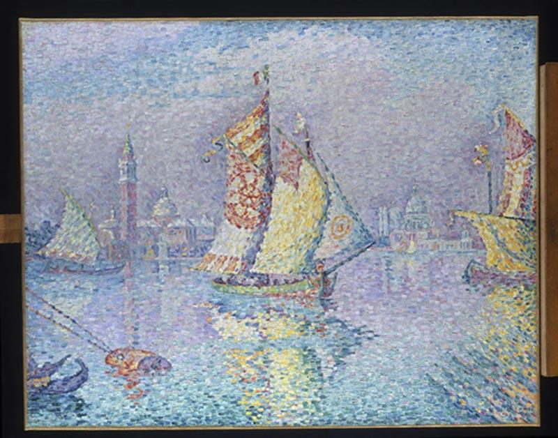 Fascinante Italie de Manet à Picasso 1853-1917 : © Musée des Beaux-Arts de Besançon