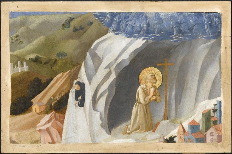 Fra Angelico, Botticelli… – Chefs-d'œuvre retrouvés : Guido di Pietro dit Fra Angelico (v. 1395, Vicchio di Mugello - 1455, Rome) et son atelier Chantilly, musée Condé