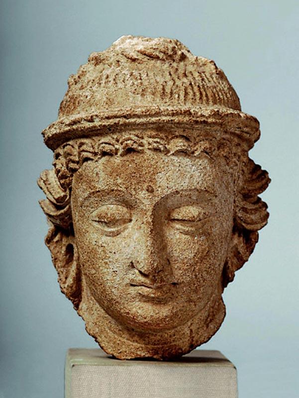 Pakistan – Terre de rencontre – Ier-VIe siècles – Les arts du Gandhara :