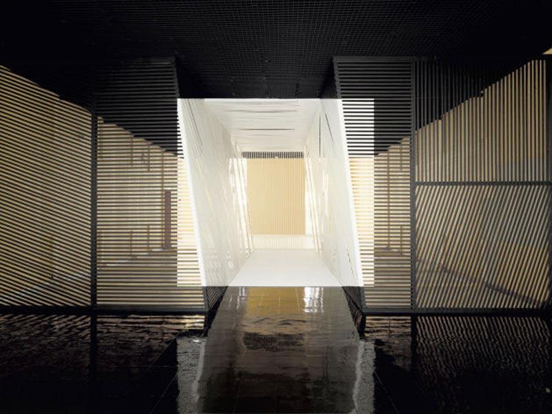 Georges Rousse – Le vide et le plein : © Georges Rousse, Adagp, Paris, 2009
