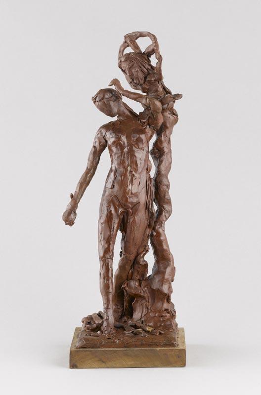 Gustave Moreau - L'Homme aux figures de cire : © RMN, Photo Franck Raux
