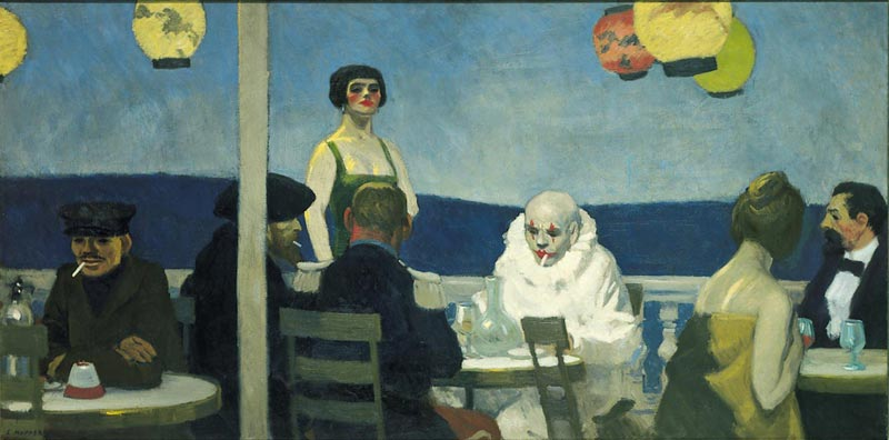 Edward Hopper (1882-1967) : Photography by Jerry L. Thompson