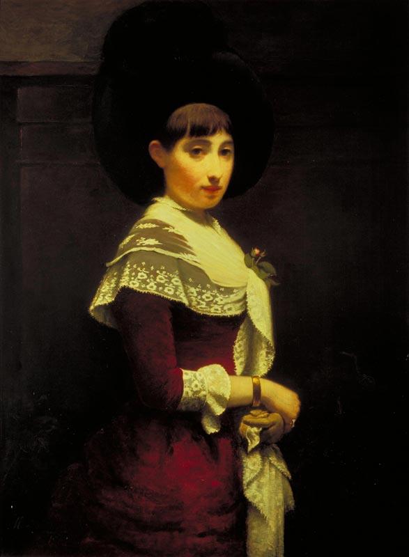 Meijer de Haan (1852-1895) : © Photo Joods historisch museum