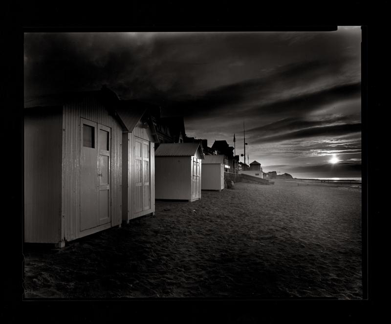 Olivier Mériel, Lumière argentique. Sur les traces de l'impressionnisme en Normandie. : © Olivier Mériel © ADAGP Paris 2010