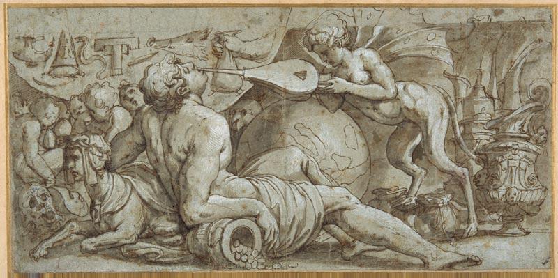 Michelangelo's Dream :