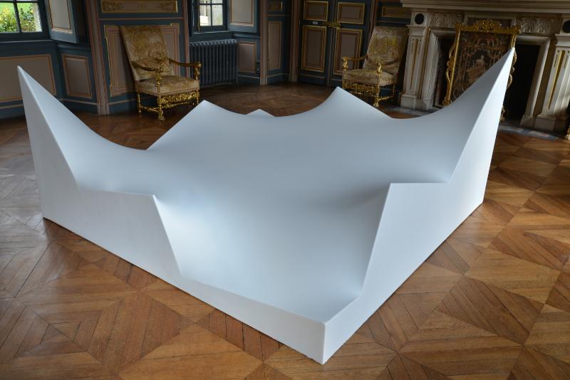 De la peinture, dans tous les sens... et à tous les étages ! : Nicolas Guiet. nvjkdslh.