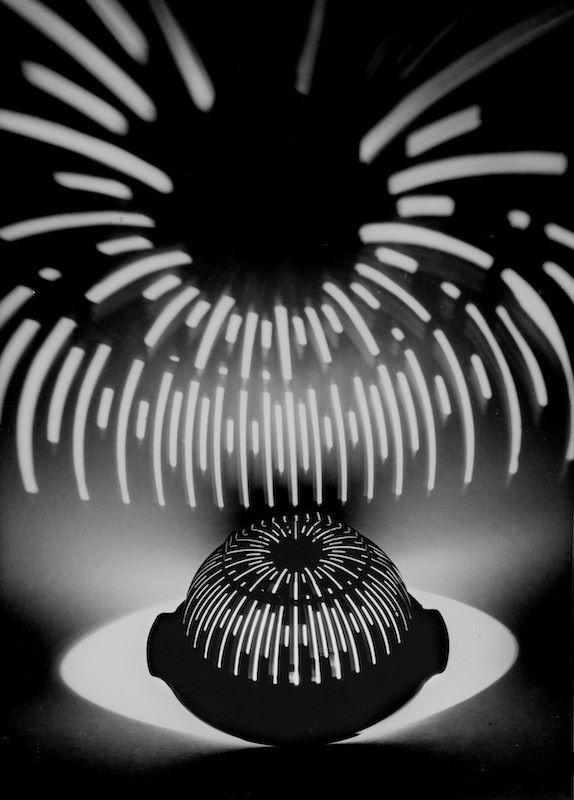 Rêver l'Univers : Patrick Bailly-Maître-Grand, Passoire à photons, 2014, épreuve au chlorobromure d'argent, 64 x 52 cm, collection de l'artiste © Patrick Bailly-Maître-Grand