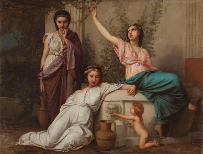 La lyre d'ivoire, Henry-Pierre Picou (1824-1895), et les Néo-grecs :