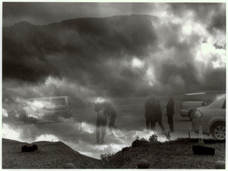 Prix HSBC pour la Photographie : Osorezan, People#1 ©Akiko Takizawa
