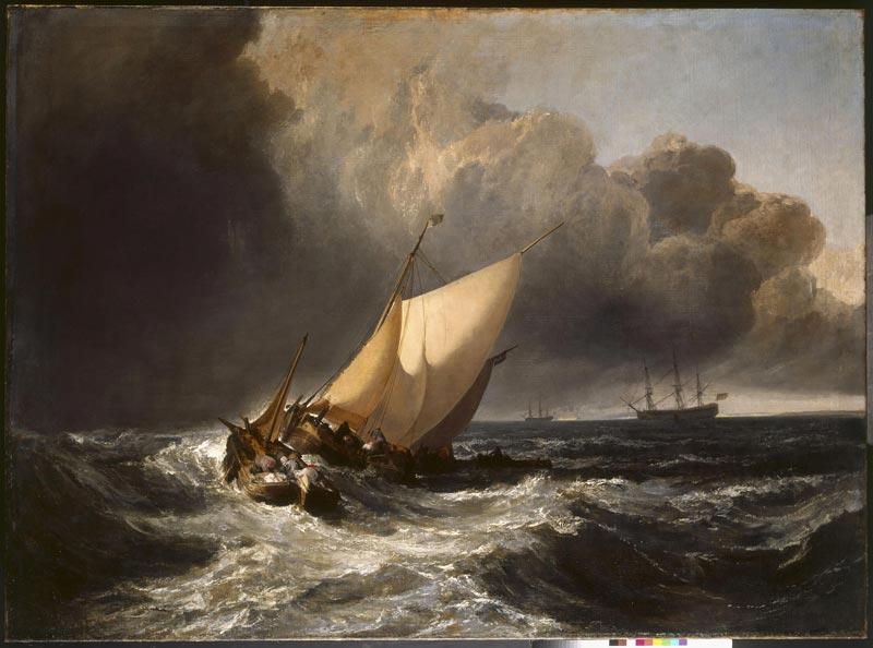 Turner et ses peintres :