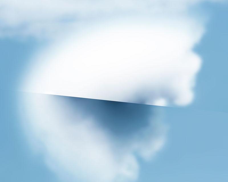 Isabelle Giovacchini Vanishing Point : Vanishing point, détail 4, 2010, impression jet d'encre sur papier, 40 x 50 cm