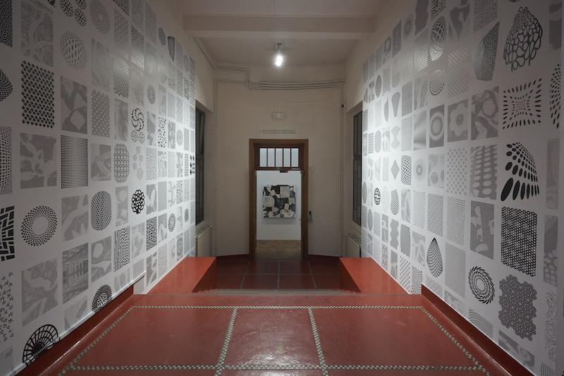Yves Zurstrassen. Free : Vue de l'exposition, BOZAR, Bruxelles