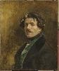 Delacroix (1798-1863) : Eugène Delacroix, Autoportrait au gilet vert. Vers 1837. Huile sur toile. 65 x 54 cm. Musée du Louvre © RMN-Grand Palais (musée du Louvre) / Michel Urtado