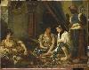 Delacroix (1798-1863) : Eugène Delacroix, Femmes d'Alger dans leur appartement. 1833-1834. Salon de 1834. Huile sur toile.180 x 229 cm. Musée du Louvre © RMN-Grand Palais (musée du Louvre) / Franck Raux