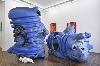 Anita Molinero. La Grosse Bleue : Anita Molinero, La Grosse bleue H, 2007-2017 Polypropylène, Pièce unique, Vue de l'exposition
