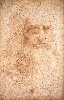 Saison Viva Leonardo da Vinci ! – 500 ans de Renaissance(s) : Autoportrait attribue a Leonardo da Vinci, photo © DR
