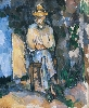 Jardins : Paul Cézanne Le jardinier Vallier vers 1906 huile sur toile ; 65,4 x 54,9 cm Royaume-Uni, Londres Tate, bequeathed by C. Frank Stoop, 1933 © Tate, Londres, 2017