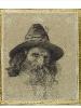 Courbet dessinateur : CHASSEUR  Gustave Courbet, Portrait d'un chasseur allemand, vers 1850-1860. Crayon noir et fusain sur papier, 19,2 x 16,5 cm. Collection privée suisse.  Crédit photo: Société Courbet, Genève