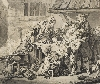 De Watteau à David. L'art du XVIIIe siècle dans la collection Horvitz : Jean-Baptiste Greuze, La Marchande de marrons, vers 1760. Pinceau, lavis gris et brun sur papier vergé © The Horvitz Collection – Photo : M. Gould