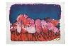 En Quête de Graal - Coopérative-Collection Cérès Franco : Abraham Hadad, Femme couchée et bleu, 1975. ©2017 La Coopérative-Collection Cérès Franco
