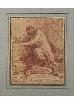 L'Art du dessin. Pratiques du dessin du XVIe siècle à nos jours :  Jean Jouvenet L'Hiver Sanguine 44 x 36 cm 1692