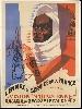 L'outre-mer français dans la guerre 1939-1945 :  L'empire au service de la France, «Vision saharienne» Affiche, 1939 120 x 80 Fonds Musée Leclerc – Musée Jean Moulin ©Films Spardice