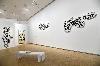 Renault, l'art de la collection : Vue de l'exposition. Oeuvres de Jean Dubuffet. © Adagp, Paris, 2018, Photo Georges Poncet