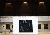 Soulages – Une rétrospective : Vue de l'exposition Soulages - Une rétrospective, Fondation Pierre Gianadda, Martigny, 2018.