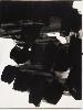 Soulages – Une rétrospective : Peinture 260 x 202 cm, 19 juin 1963 Huile sur toile Centre Pompidou, MNAM-CCI , Paris Photo © Centre Pompidou, MNAM-CCI, Dist. RMNGrand Palais – © Philippe MIGEAT © ADAGP, Paris © 2018, ProLitteris, Zurich