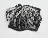 Khaled Takreti. Les Femmes et la Guerre : Khaled Takreti. Balluchons 3. 2016, encre de chine sur papier, 50 x 65 cm. Courtesy de l'artiste et galerie Claude Lemand, Paris.
