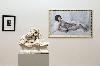 Souvenirs de voyage. La collection Antoine de Galbert. : Vue de l'exposition Souvenirs de Voyage © Musée de Grenoble - JL Lacroix
