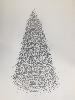 YAZID OULAB.  L'Espace de la pensée : Sans titre. 2013, graphite sur papier, 76,8 x 56,3 cm.