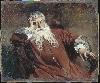 Effervescence fin de siècle, les artistes à Paris 1884-1914 : Ernest Meissonier, Autoportrait, 1889, huile sur toile, Paris, musée d'Orsay. © RMN-Grand Palais (musée d'Orsay) / Hervé Lewandowski