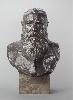 Effervescence fin de siècle, les artistes à Paris 1884-1914 : Paul Paulin, Claude Monet, 1911, bronze, Paris, musée d'Orsay. © RMN-Grand Palais (musée d'Orsay) / Hervé Lewandowski
