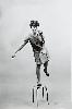 Danser brut : Anonyme, Sans titre, s. d. Photographie argentique, 16,8 x 19,1 cm. Collection Eduardo Arroyo. Photo : DR. © DR