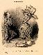 Pour rire ! Daumier, Gavarni, Rops; l'invention de la silhouette