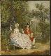 De Gainsborough à Turner, l'âge d'or du paysage et du portrait anglais