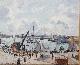 Pissarro dans les ports - Rouen, Dieppe, Le Havre