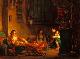 Delacroix - Objets dans la peinture, souvenir du Maroc