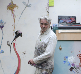 Patrice Valota - Blooms and Vanity Wax Paintings